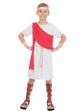 Child Toga Boy Costume
