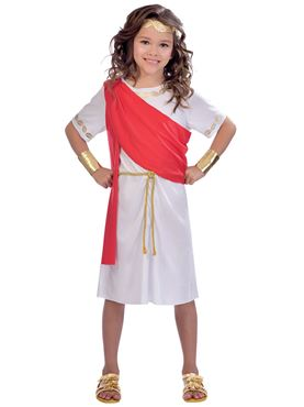 Child Toga Girl Costume