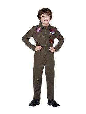 Child Top Gun Costume