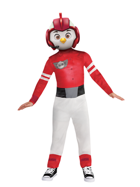 Child Top Wing Rod Costume