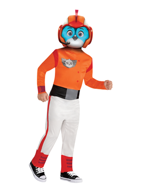 Child Top Wing Swift Costume