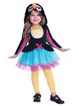 Child Toucan Cutie Costume