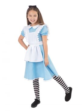 Child Traditional Alice Costume