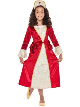 Child Tudor Princess Costume