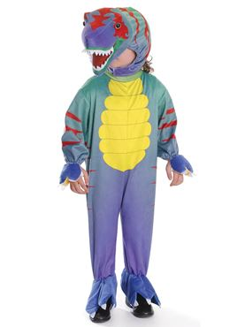 Child Tyrannosaurus Rex Dinosaur Costume