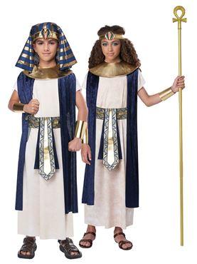 Child Unisex Ancient Egyptian Tunic Costume Couples Costume