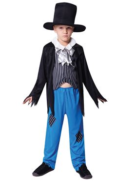 Child Urchin Boy Costume