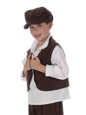 Child Urchin Waistcoat