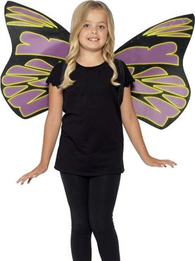 Child Glow in the Dark Flutter Wings