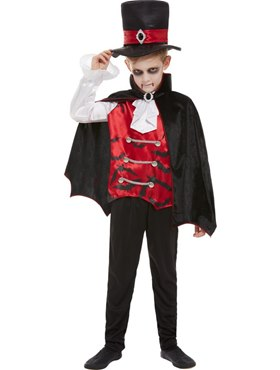 Child Vampire Costume Couples Costume