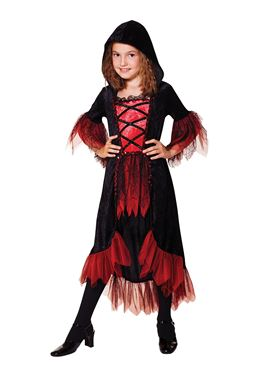 Child Vampire Girl Costume