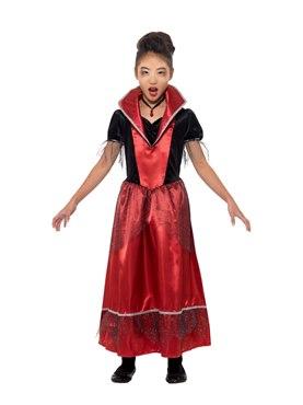 Child Vampire Princess Costume