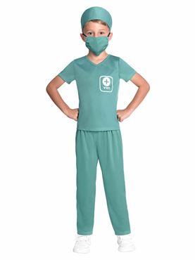 Child Vet Costume