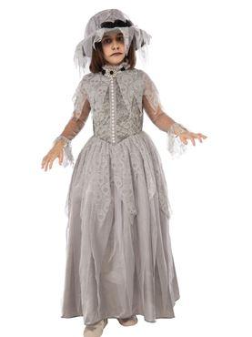 Child Victorian Ghost Costume