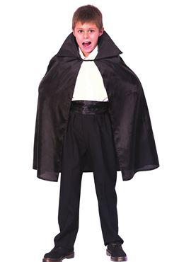 Child Dracula Cape