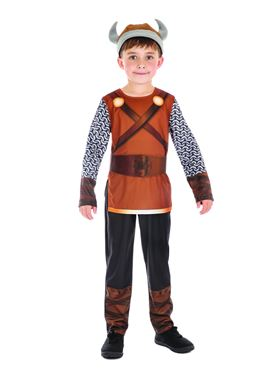 Child Viking Boy Costume
