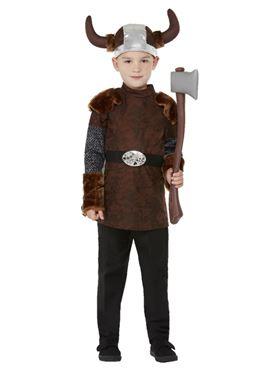 Child Viking Costume Couples Costume