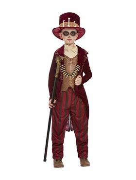 Child Voodoo Witch Doctor Costume