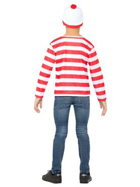 Child Where's Wally Instant Kit - Side View
