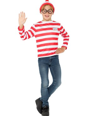 Child Where's Wally Instant Kit