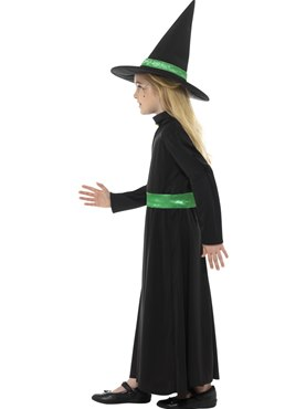Child Wicked Witch Costume - Back View