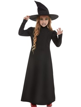 Child Wicked Witch Girl Costume