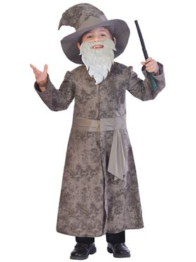 Child Wise Wizard Costume