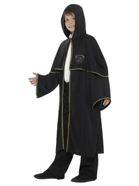 Child Wizard Cloak - Side View