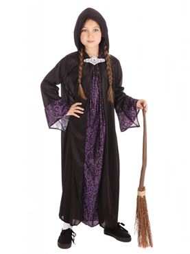 Child Wizard Robe Costume