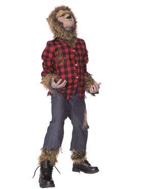 Child Wolfman Costume