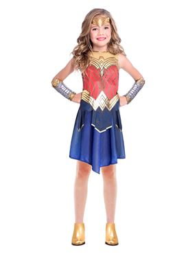 Child Wonder Woman Movie Costume