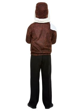 Child WW1 Pilot Costume - Side View