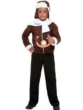 Child WW1 Pilot Costume