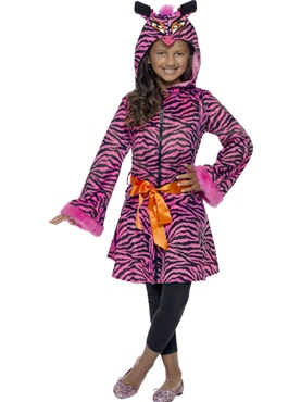 Child Zebra Sass Costume