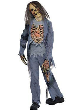 Teen Zombie Corpse Costume