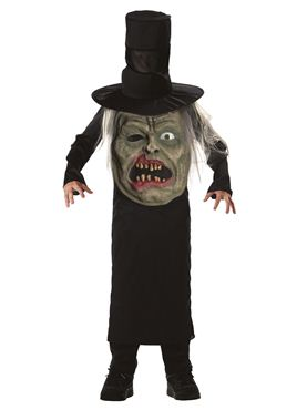 Child Zombie Mad Hatter Costume