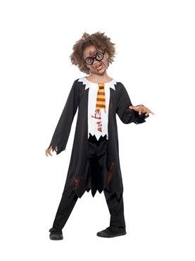 Child Zombie Student Costume