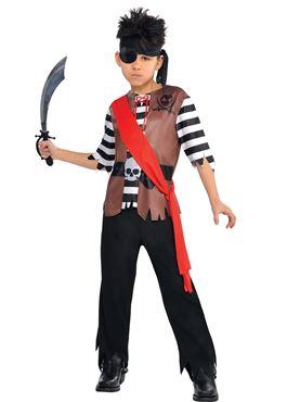 Child Ahoy Captain Costume