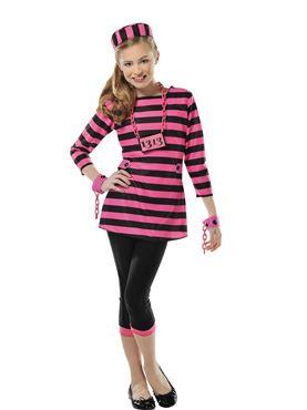 Teen Miss Dee Meaner Costume