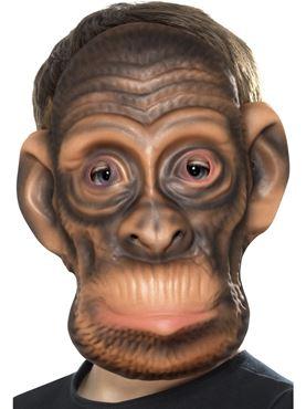 Childrens Chimp Mask