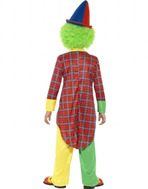 Child Clown Costume - Side View