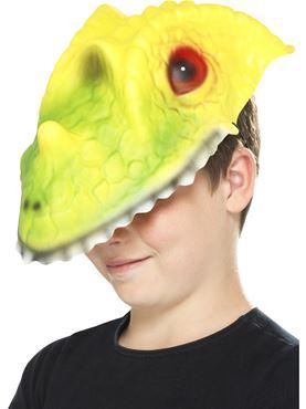 Childrens Crocodile Head Mask