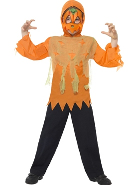 Child Pumpkin Monster Instant Kit