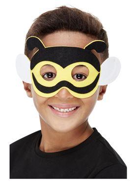 Childrens Felt Bee Mask