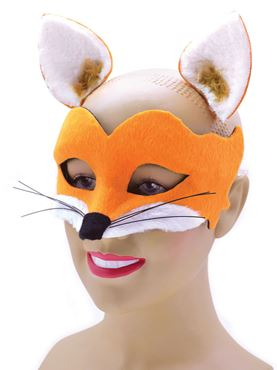Childrens Fox Mask and Ears
