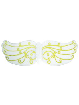 Childrens Gold Angel Wings