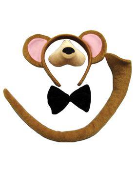 Childrens Monkey Set