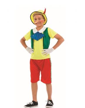 Child Fairytale Puppet Costume