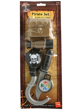Childrens Pirate Kit
