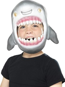 Childrens Shark Mask